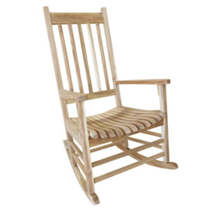 Etonnant Acacia Wood Rocker